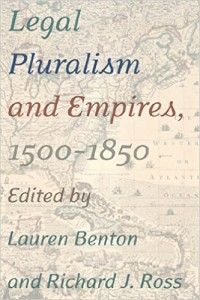 legal pluralism and empires