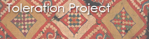 karenbarkey.com The Toleration Project banner