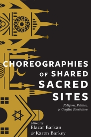 Choreographies of Shared Sacred Sites book cover